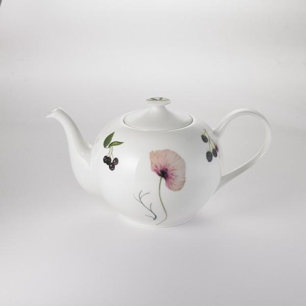 DIbbern Wunderland Teekanne rund 1,30 L